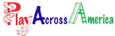 Play across america logo