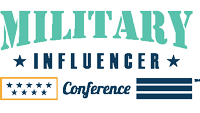Military Influencer Conference Logo